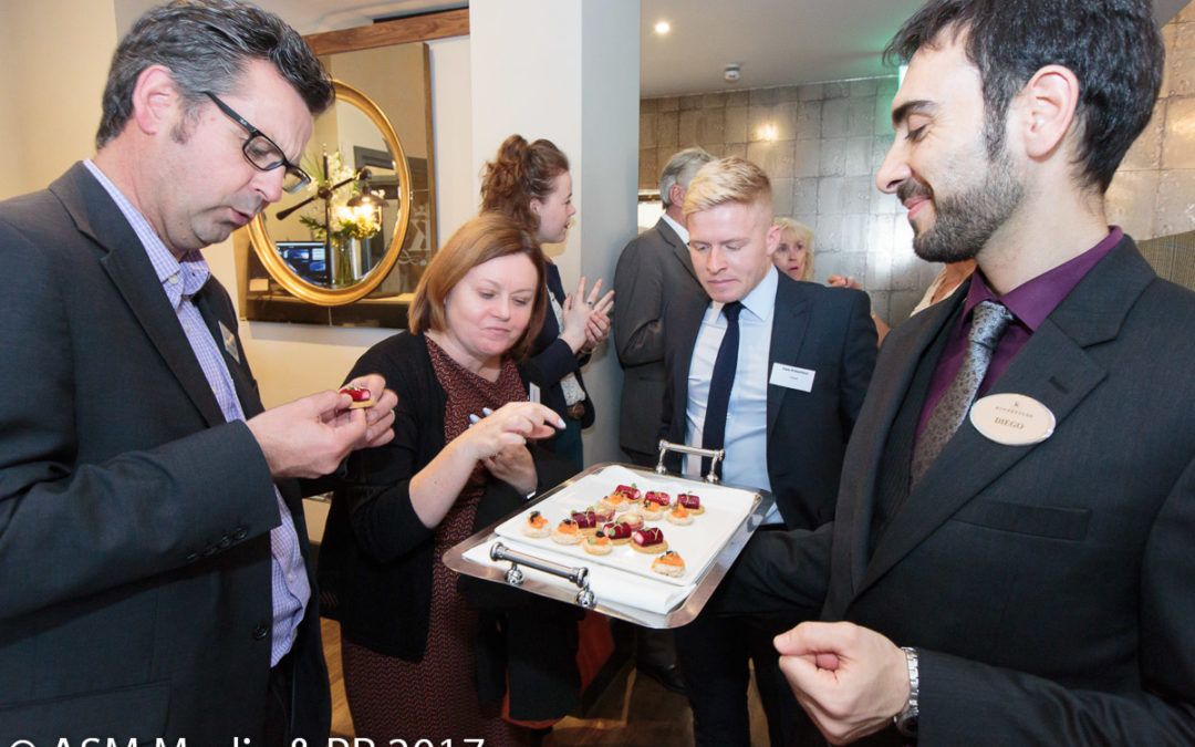 Client News – Business Club samples St Andrews' newest top-class hotel