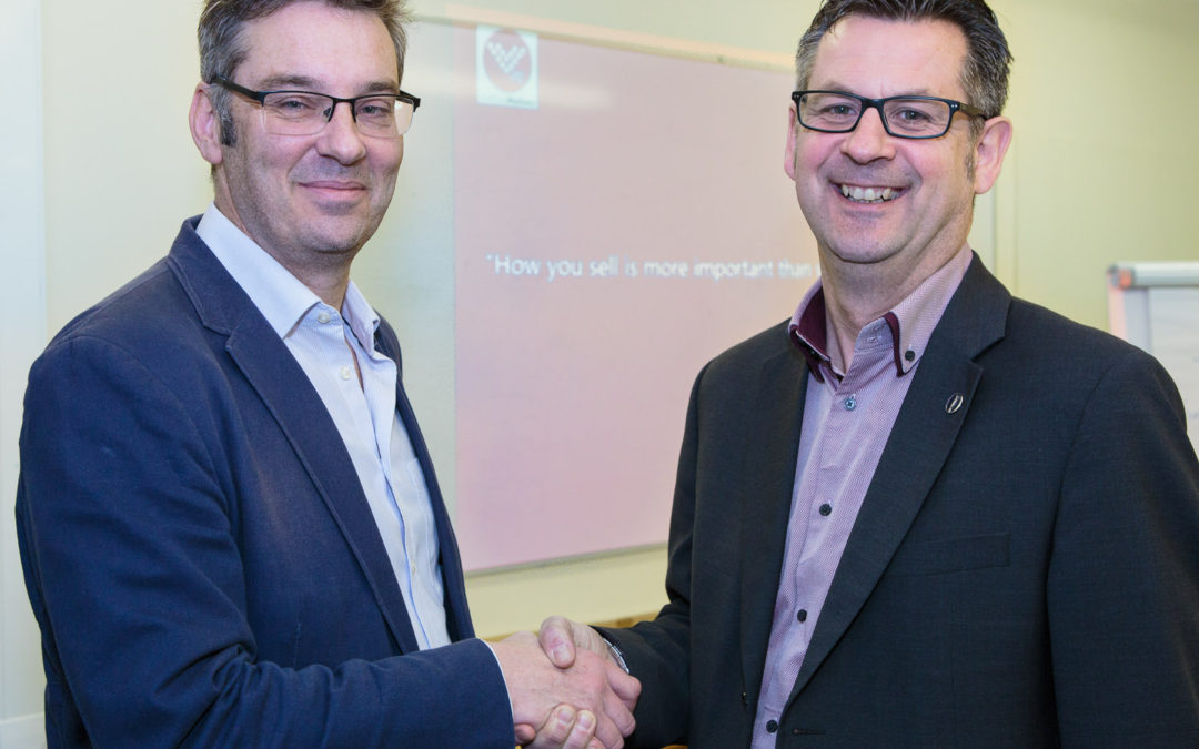 Client News – Sales workshop delivering insights into sales customer relationship is university-recognised for prior learning and achievement