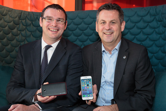 Client News – Scots startup powers its way to order from European giant