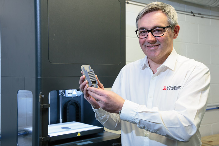Client News – Angus 3D brings world-leading metal 3D printing to the UK market