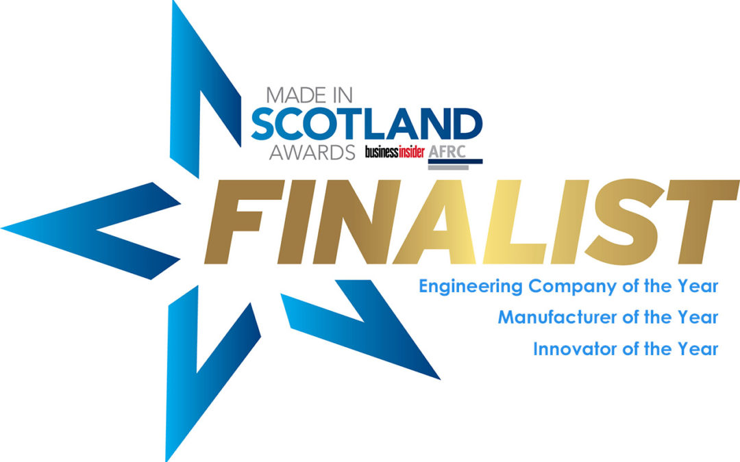 Client News – Angus 3D Solutions named Finalist in 3 categories of Insider Made in Scotland Awards