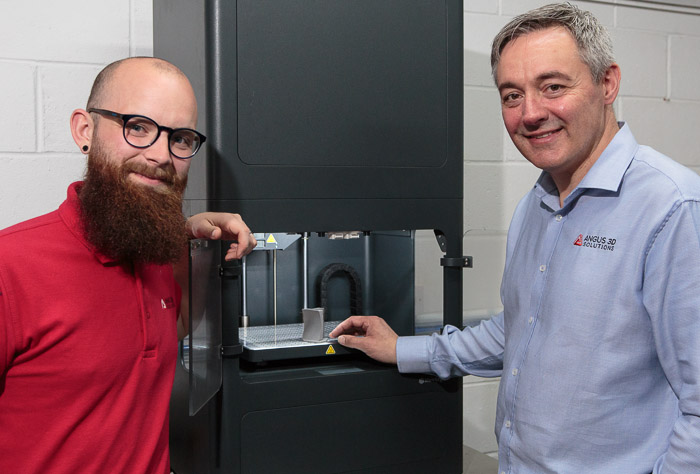 Client News – Angus 3D enables next growth stage with 1st employee