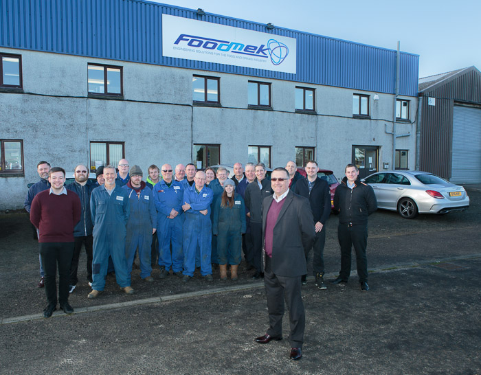 Client News – £500k Scottish Growth Scheme loan fuels Foodmek high-growth plan