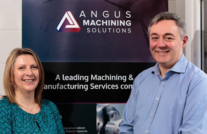 Client News – Scots manufacturer spins out machining service to meet demand