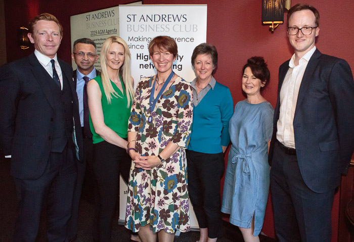 Client News – St Andrews Business Club seeks past Presidents for 70th Birthday event
