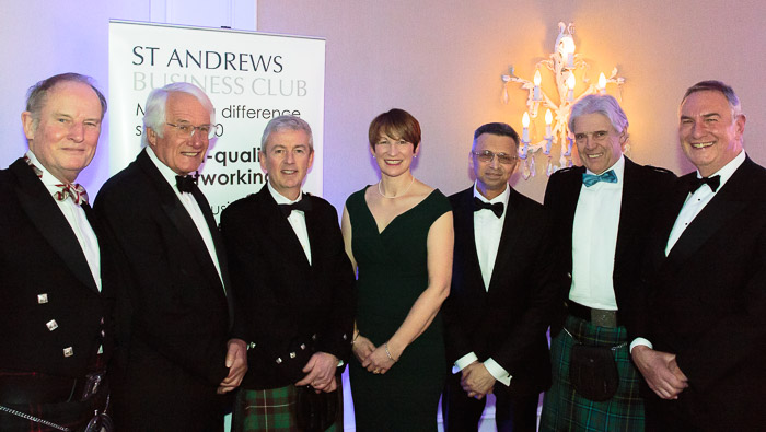 Client News – St Andrews Business Club celebrates 70 years