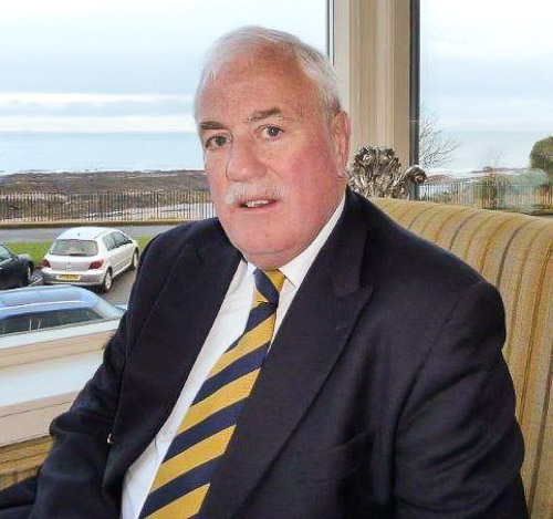 Client News – New FP Club President Ken Russell aims to increase mutual support between club and school community