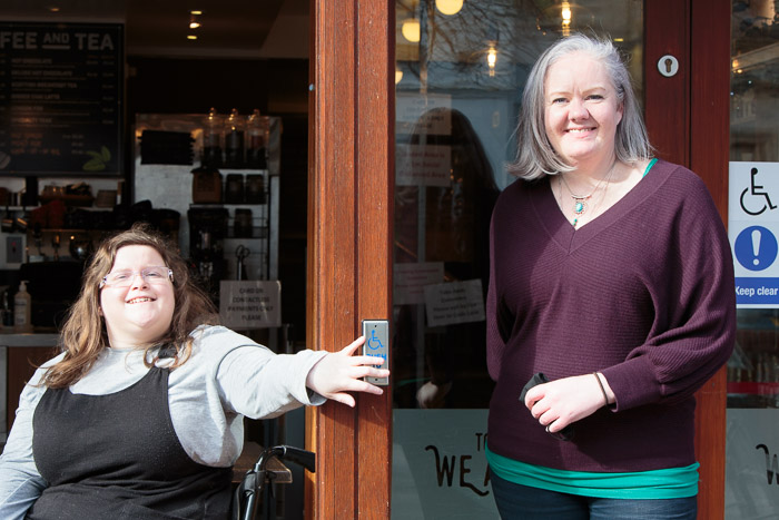 Client News – St Andrews café reopening with more inclusive welcome & facilities for all, including 'Long Covid' sufferers